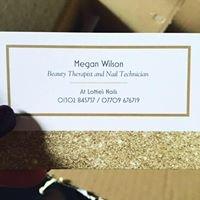 Megan Beauty Box Doncaster