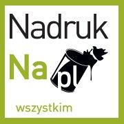 nadrukna.pl nadruki oraz projektowanie graficzne