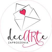 decarte.com.pl zaproszenia i inne dodatki ślubne