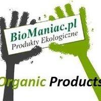 BioManiac.pl Delikatesy Ekologiczne