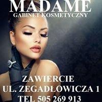Madame gabinet kosmetyczny tel. 505-269-913