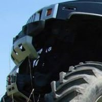 Big Hummer Monster Truck