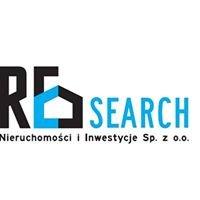 Re Search Nieruchomości i Inwestycje Sp z o o