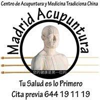 Acupuntura y Medicina Tradicional China en Madrid