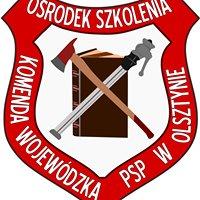 Ośrodek Szkolenia KW PSP Olsztyn - Fire Training Division