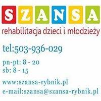 Szansa Rybnik - rehabilitacja dzieci i młodzieży