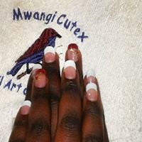 Mwangi Cutex Nail Art Designs