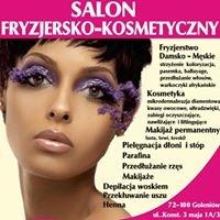 """Salon Fryzjersko - Kosmetyczny """"Graffiti"""""""