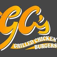 Grilled Chicken Burgers - GC's