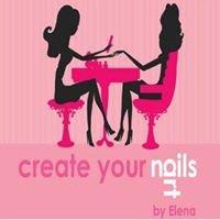 Elena' s nail art