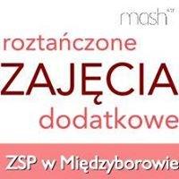 Zajęcia dodatkowe w ZSP w Międzyborowie