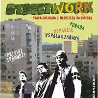 """Streetwork Programu Aktywności Lokalnej """"Na Olszy"""""""