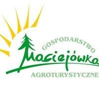 Gospodarstwo Agroturystyczne  Maciejówka