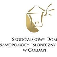 """Środowiskowy Dom Samopomocy """"Słoneczny Dom"""" w Gołdapi"""