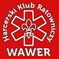 """Harcerski Klub Ratowniczy """"Wawer"""""""