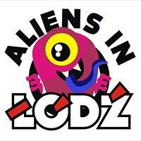 Aliens in Łódź