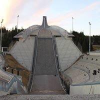 Holmekollen Olympic Ski Jump