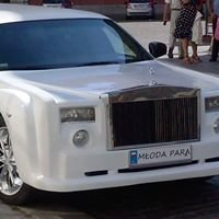 Excalibur Rolls Royce bialalimuzyna