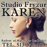 Studio Fryzur KAREN