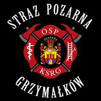 OSP KSRG Grzymałków