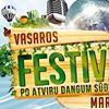 Vasaros Festivalis Marijampolėje 2013