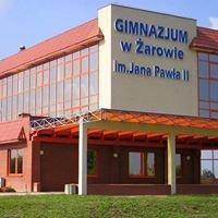 Gimnazjum im. Jana Pawła II w Żarowie