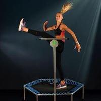 "Fitness na trampolinach Jumping Frog ""Gravitan"" Janki"