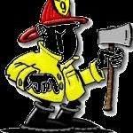 Fordońscy strażacy