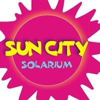 SUN CITY SOLARIUM & SLIM CENTER