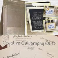 Creative Calligraphy Queensland