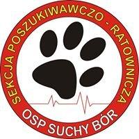 Sekcja Poszukiwawczo Ratownicza OSP Suchy Bór