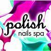 Polish nails spa