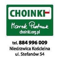 Choinki- Marek Pietrzak
