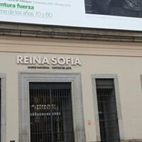 Museo National Centro De Arte Reina Sofia