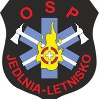 Ochotnicza Straż Pożarna w Jedlni - Letnisko