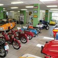 Muzeum sportovních vozů Lány