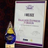 Baalbek Express Fordon