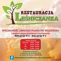 Restauracja Leśniczanka