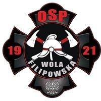 OSP Wola Filipowska