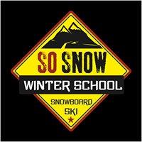 Tumlin - SO SNOW Winter School