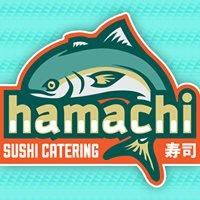 Hamachi SUSHI Catering