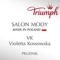 Salon Mody & Triumph Violetta Kossowska Prudnik