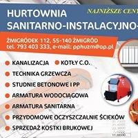 Hurtownia materiałów instalacyjnych i sanitarnych PPHU Zalewski Marek