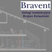 """Usługi Instalacyjno-budowlane ,,Bravent"""" Brajan Kolasiński"""