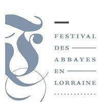 Festival des Abbayes en Lorraine