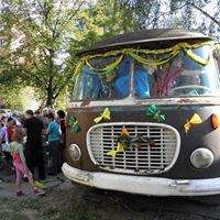 MIX-autobus, prodejna potravin