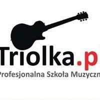 """Szkoła Muzyczna """"Triolka"""""""