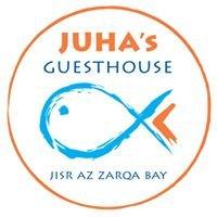 Juha's Guesthouse,Jisr az Zarka- A home for travelers & a social business