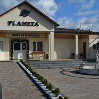 """Restauracja i  Hotel """"Planeta"""""""