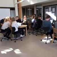 Holstebro Gymnasium og HF's bibliotek